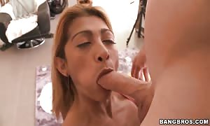 large titted milf I'd prefer to bang Penelope can get pounded in butt