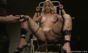 Gina D getting tied up rock rock hard and shamed want a street walker