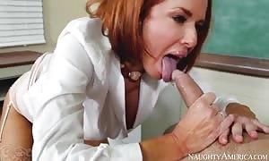 Veronica Avluv & Preston Parker in My primary Sex instructor