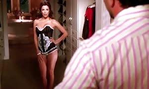 Eva Longoria in thong