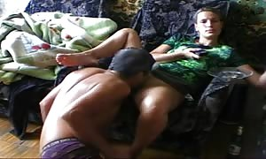 guy lick and screw Russian vag