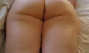 just shooting a movie clip with a hot ass pussy of my girl-friend