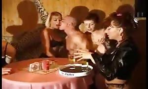 brand new cummer - German old BiSex Swingers celebration