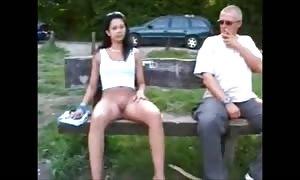 humorous & bareback naked