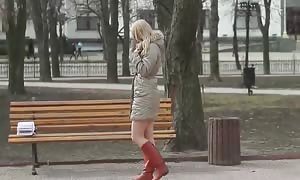 Russian girl Natali doing it for you