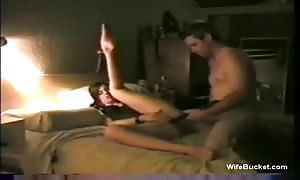 penis in ass and fake prick