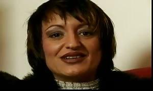 Susana De Garcia - stroke his dick