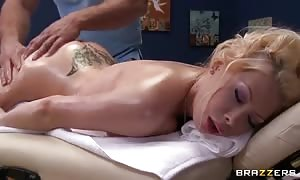Masseur To The porn stars
