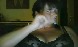 German mother I would like to fuck tugging it on skype