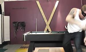 beginner masseuse provides her client an spectacular suck rough blowjob