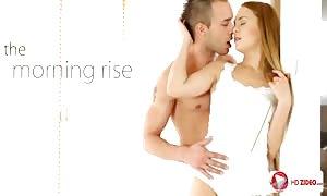 The Morning Rise a pretty teenie pupil building made porno