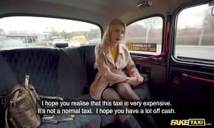 fake Taxi Caty Kiss wants to Pay with hot