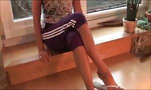 steamy ladies In sexy Flip Flops 7