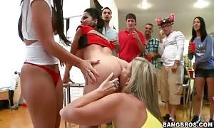 Triple tonguing