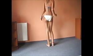 sexy women In steamy Flip Flops eight