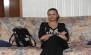 newcummer female slammed rock hard in resort apartment