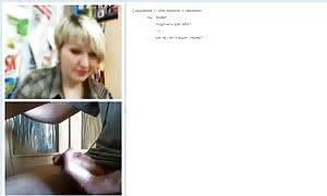 fantastic mother is getting your hands on your mitts on in a perverted internet web-cam prove