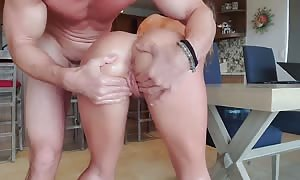 SinsLife- lubricated Her Up and Gave Her numerous jiggling climaxes!