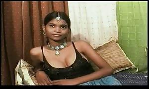 Indian lady can get cream-pied - KU