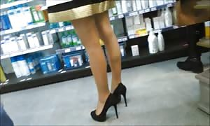 steamy french pharmacist in high-heeled heels (part 4)