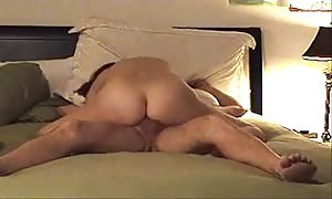 wife riding