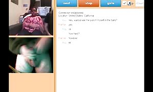 a little CBT on Omegle with a lovers of girls